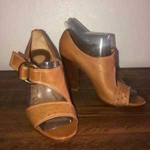 Brown Chloé Heels
